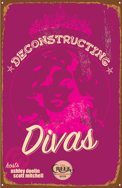 Deconstructing Divas on The Creek